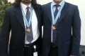 Yasar Ayaz and Saad Qaisar conferred with highest national awards of NUST