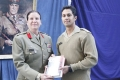 Umar Aslam gets Best Overseas Cadet Award in Australia